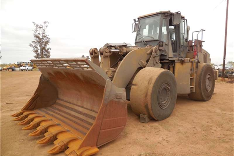 Caterpillar 980H LOADER Loaders