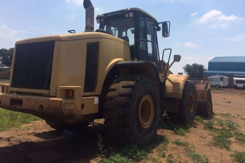 Caterpillar Cat 966 H Front end loader Loaders