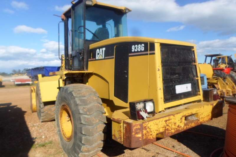 Caterpillar Caterpillar 938G Breaking for parts 6WS02666 Loaders