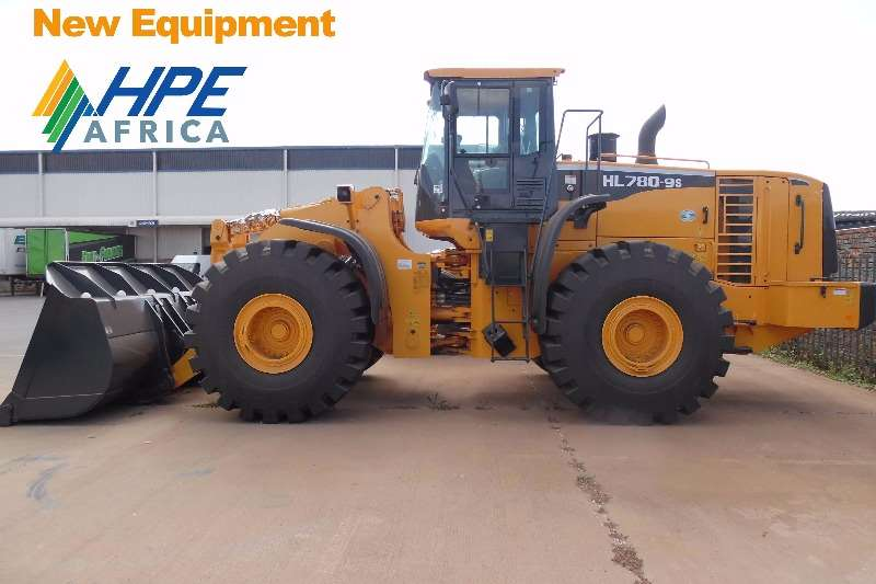 Loaders Hyundai HL780-9S 2017
