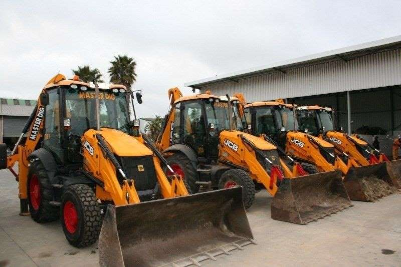 Loaders JCB For Hire 0