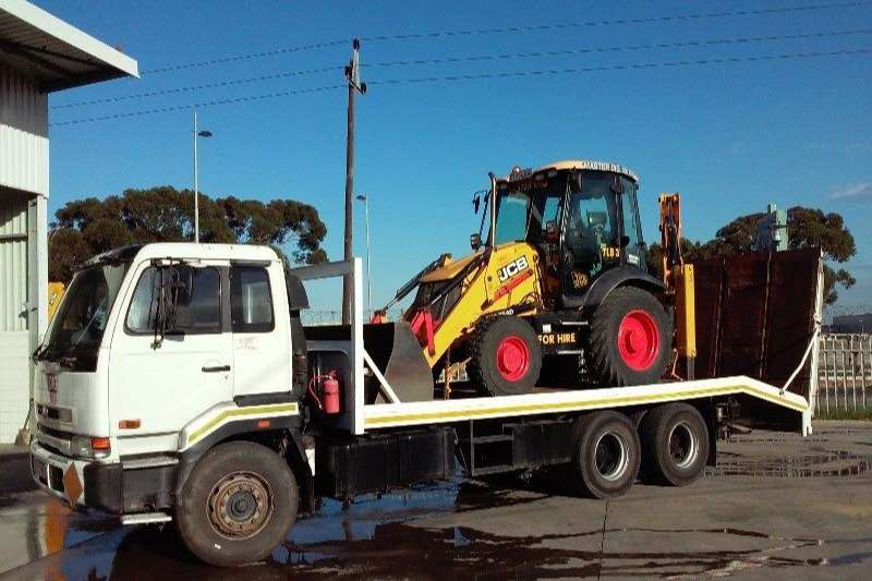 JCB For Hire Loaders
