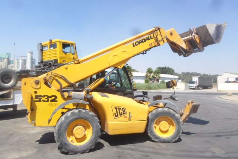 JCB JCB 532 120 Loadall Telescopic Handler Loaders