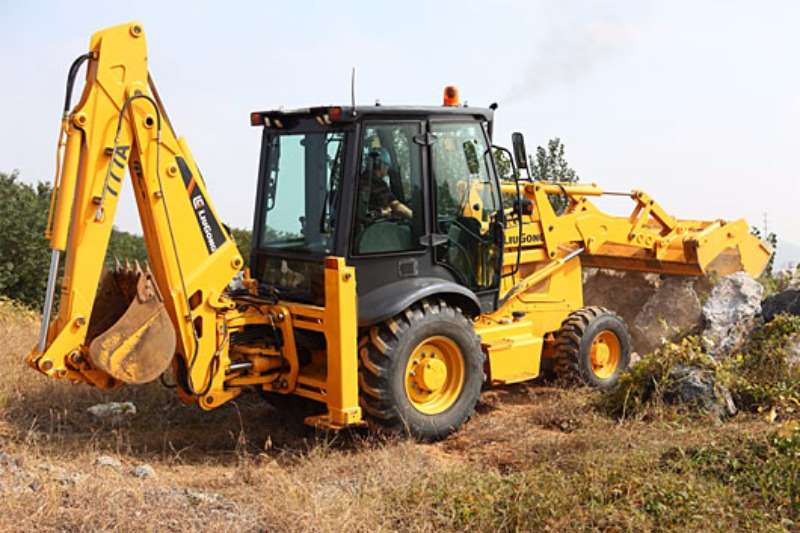 Liugong CLG777A Loaders