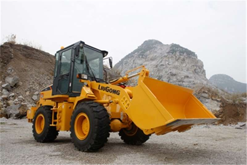 Liugong CLG816 Wheel Loader Loaders