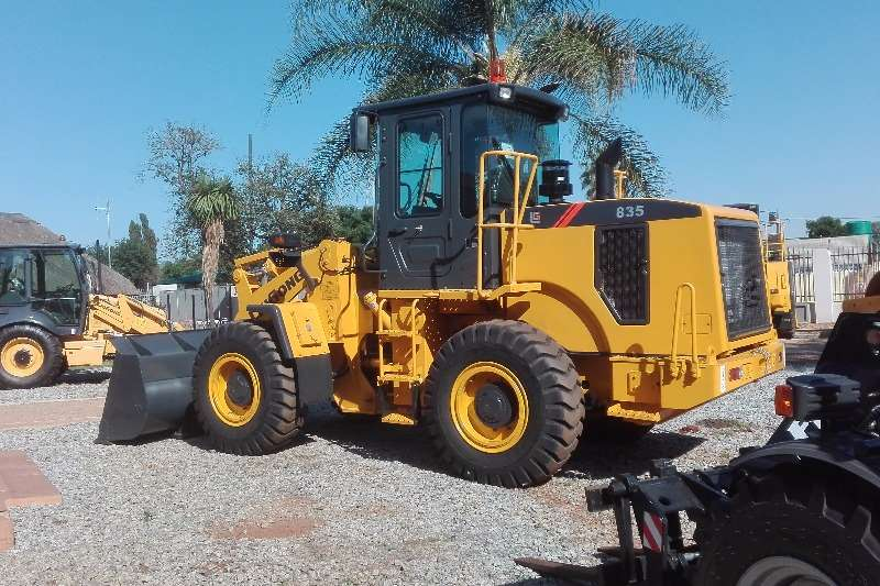 Liugong CLG835 Wheel Loader Loaders