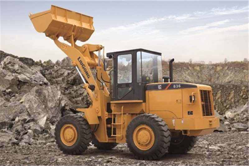 Liugong CLG836 Wheel Loader Loaders