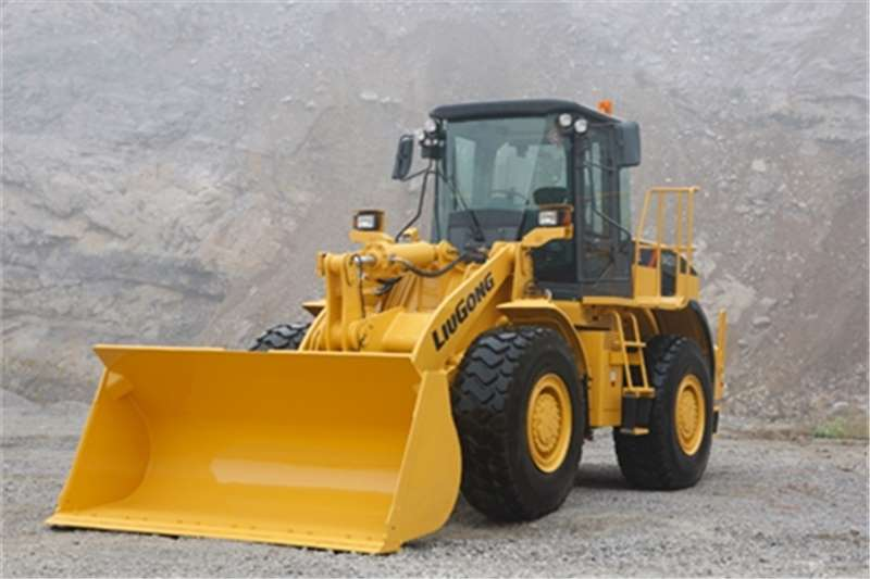 Liugong CLG842 Loaders