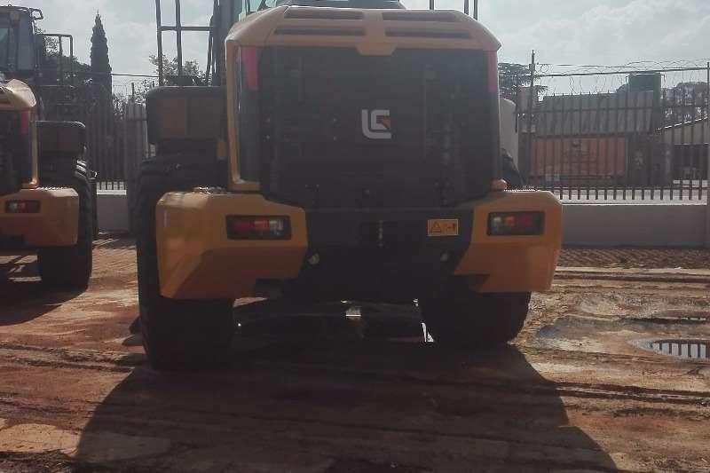 Liugong CLG856H Wheel Loader Loaders