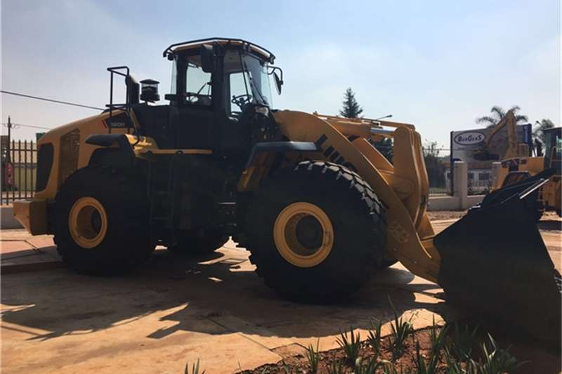 Liugong CLG890H Loaders