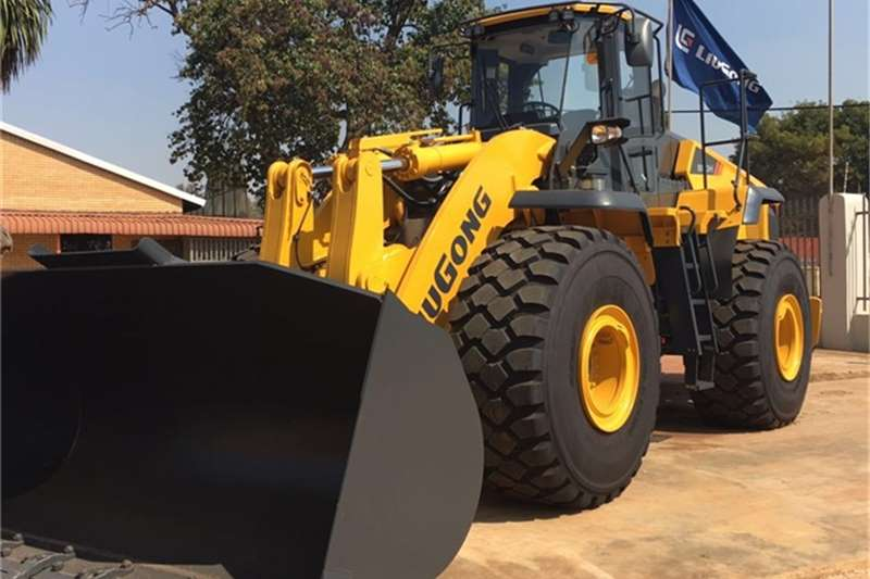 Liugong CLG890H Wheel Loader Loaders