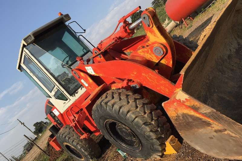 Liugong Front end loader, 835, Bucket 2.5m3 Loaders