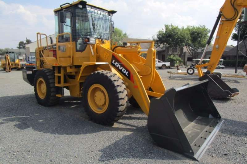 Lovol FL936 Loaders