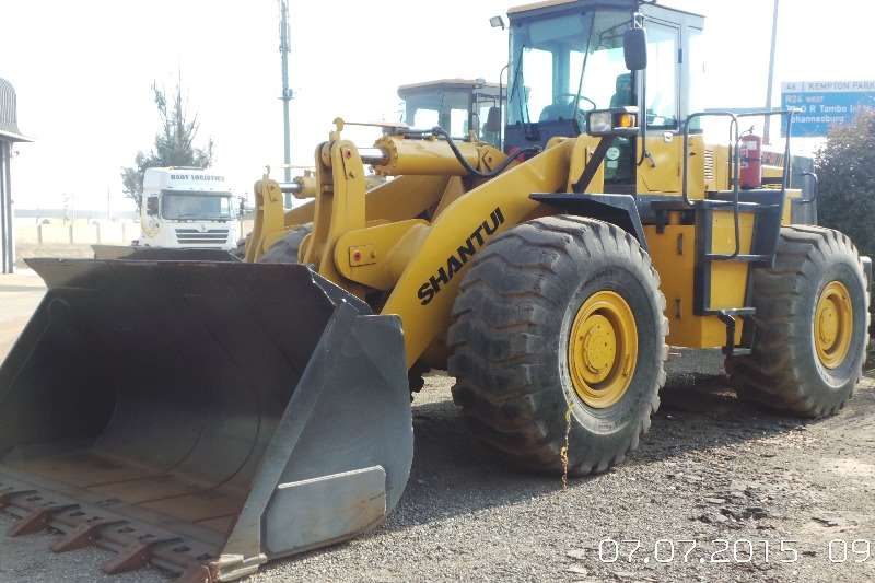 Shantui SL50W 3 Loaders