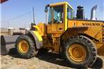 Loaders Volvo 2008