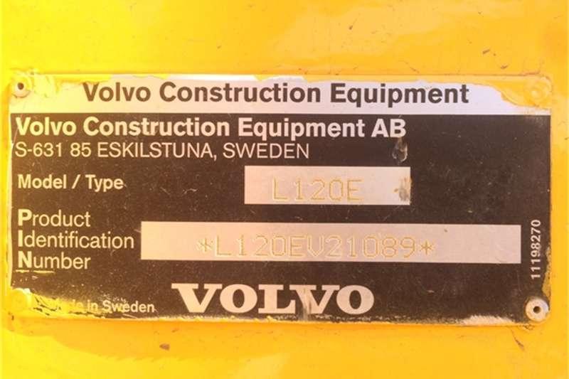Volvo Loaders