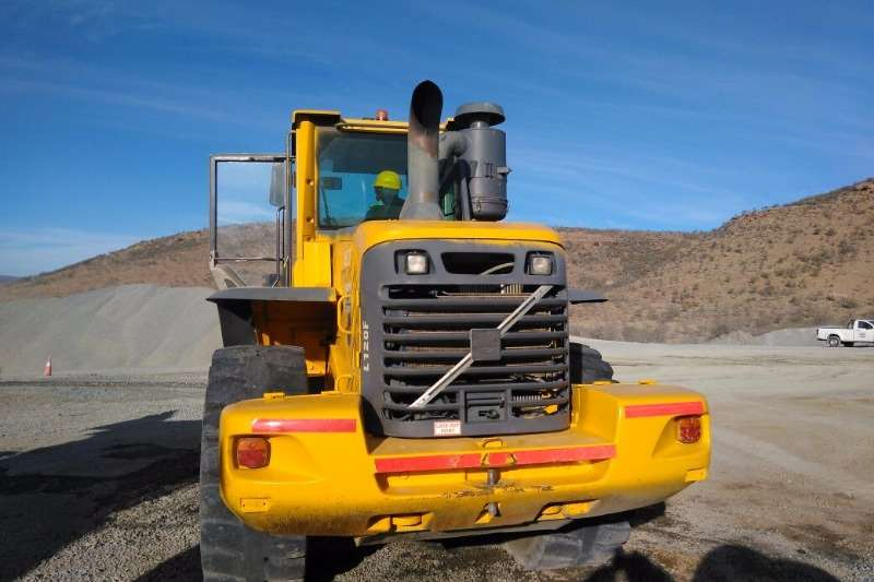 Volvo L120F In very good condition Loaders