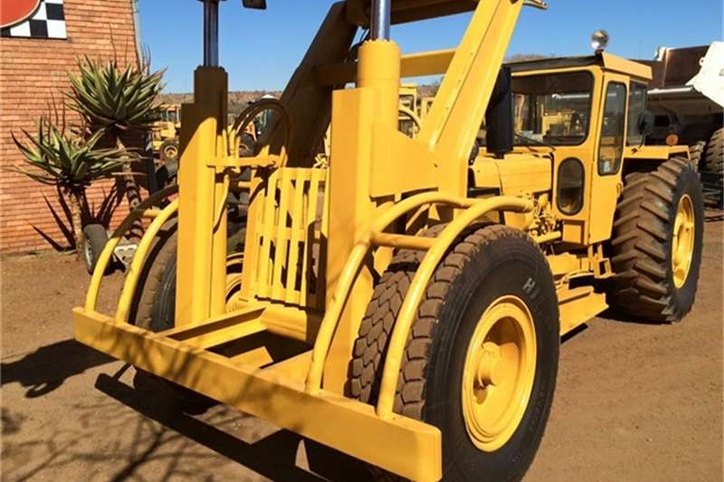 Ford 9Ton Expandable BoomCrane Mobi-Lift