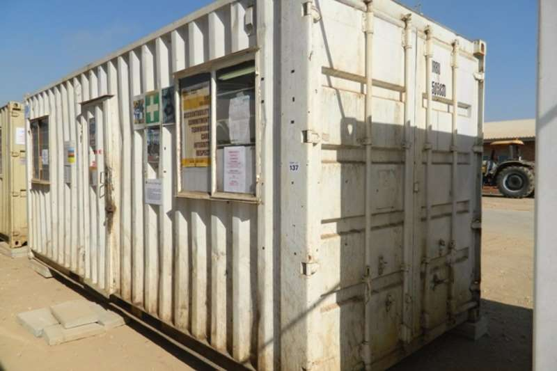 Office Container Custom Built Site Office Container 0