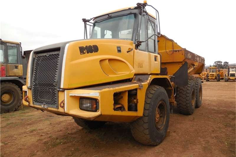 Bell B18D ARTICULATED DUMP TRUCK Others