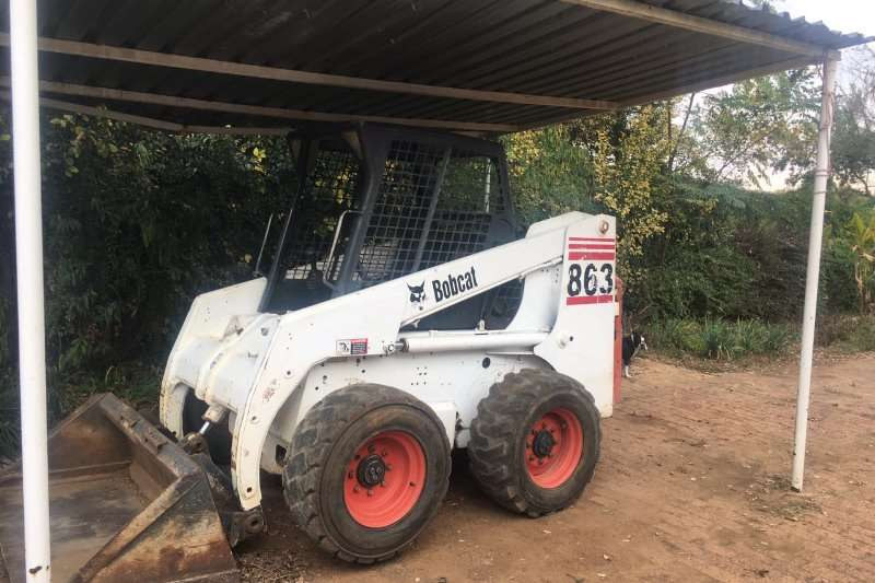 Others Bobcat 863 2002
