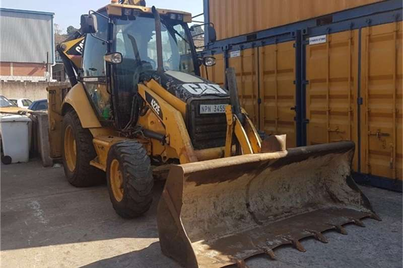 Others Caterpillar 422E 4X4 TLB 2008