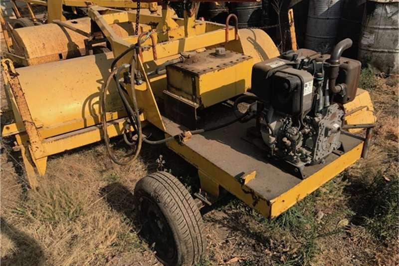 Diesel BROOM   STRIPPED Others