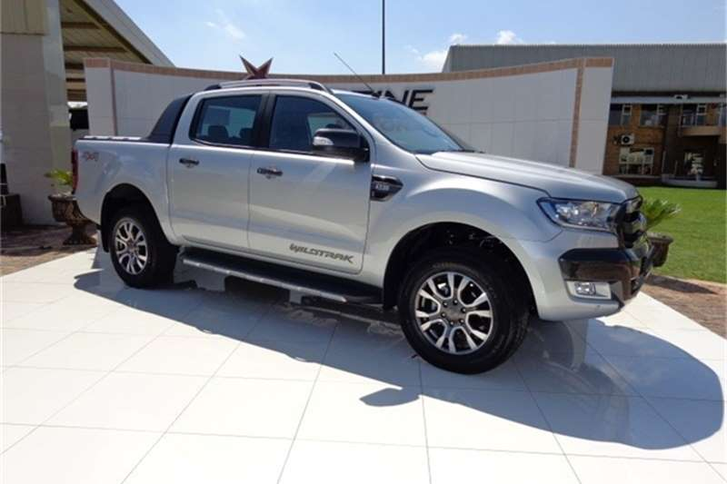 Ford 4x4 Vans For Sale 2016 Ford Ranger 3.2 TDCI WILDTRAK DOUBLE CAB 4X4 AUTO Others ...