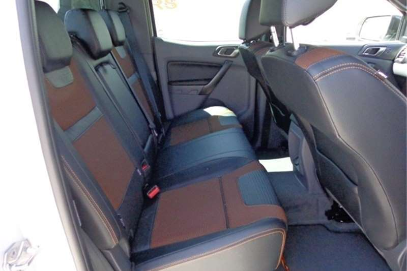 Ford Ranger 3.2 TDCI WILDTRAK DOUBLE CAB 4X4 AUTO Others