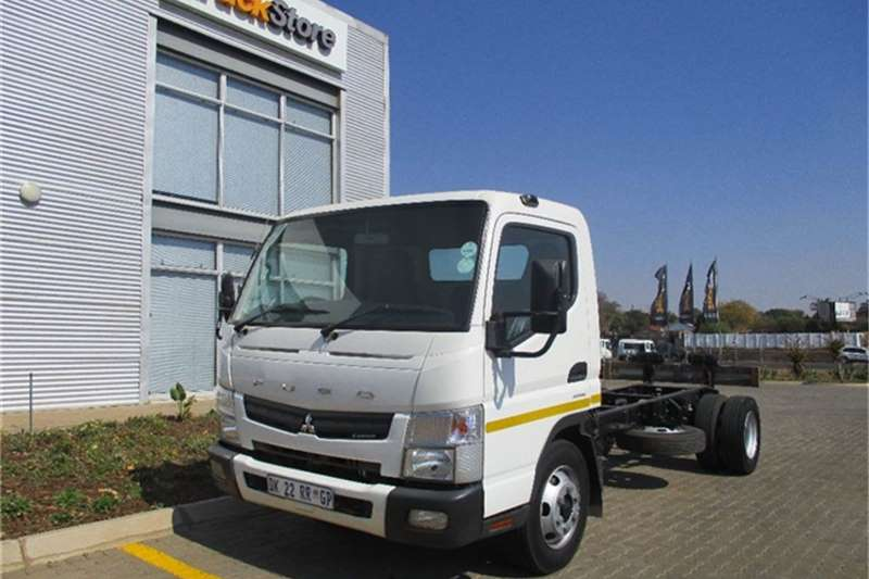 Others Fuso Canter FE7 150TF AMT Chassis Cab Fuso 2014