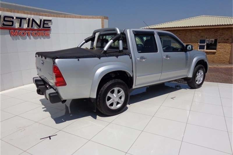 Isuzu KB 360I V6 LX DOUBLE CAB 4X4 Others