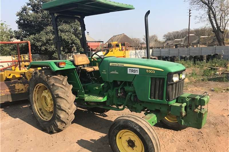Others John Deere 5303 4X2 TRACTOR 0