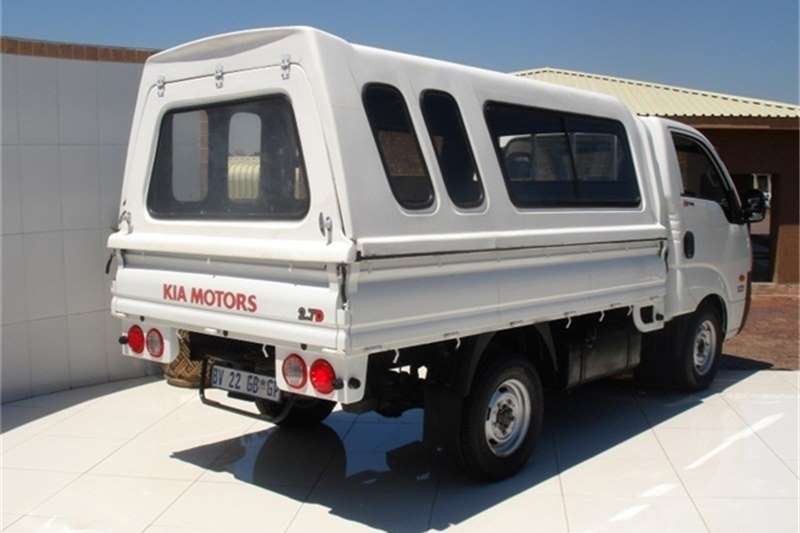Kia K2700I 1.3 TON WORKHORSE Others