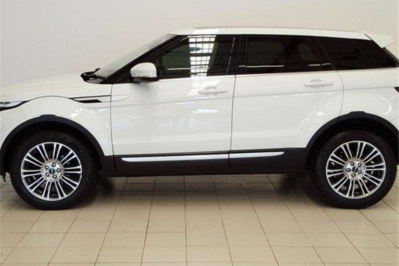 Land Rover EVOQUE 2.0 SI4 PRESTIGE Others