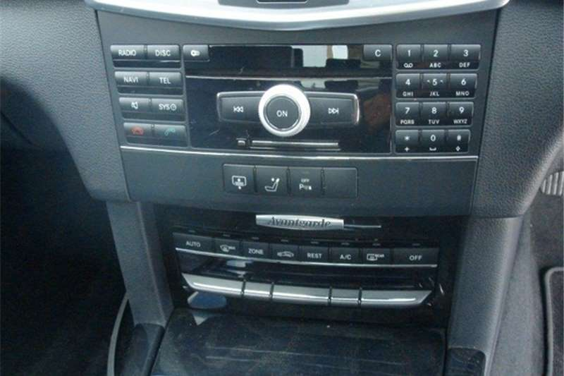 Mercedes Benz E CLASS E 350 CDI BLUE EFFICIENCY AVANTGARDE Others
