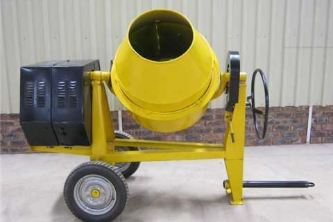 Other 180Kg Diese Concrete Mixe Others