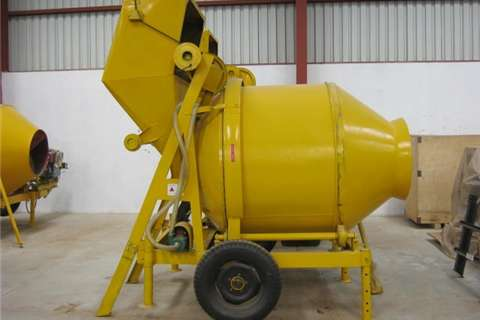 Other 800Kg Diesel Concrete Mix Others