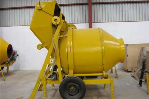 Other 800Kg Electric Concrete Mixer with Cable Skip Others