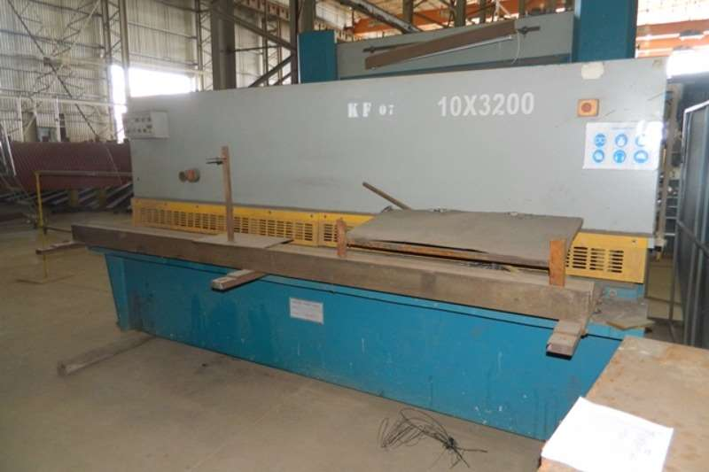 Others Other Chinese Origin OCA2V-103200 Hydraulic Shear 2005
