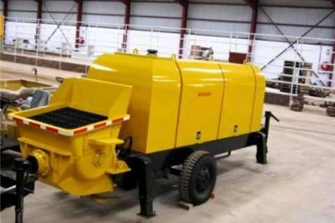 Others Other Concrete Pump Diesel 2017