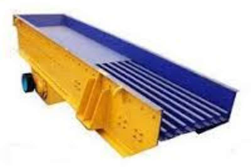 Other Vibrating Pan Feeders with Motors from R36000 Others