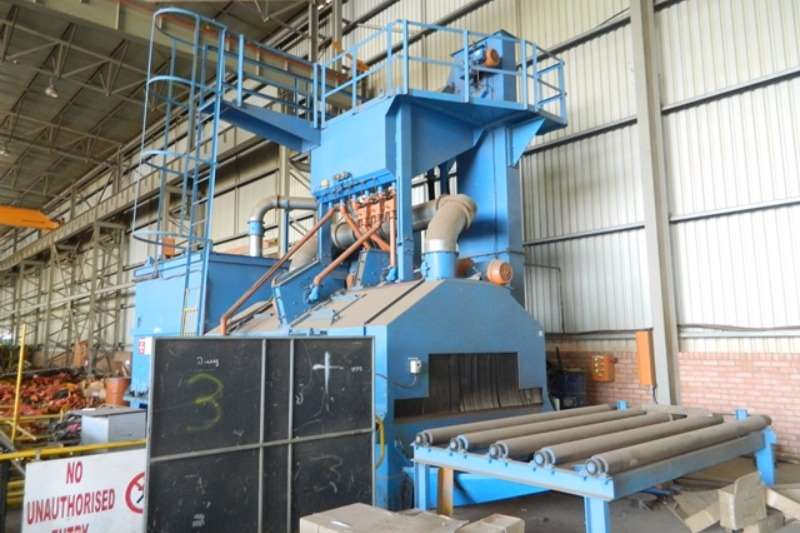 Others Other Wheelabrator Shotblast 0