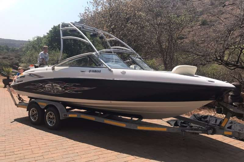 Other Yamaha AR230 Jet Boat (Twin Engine) (No VAT) Others
