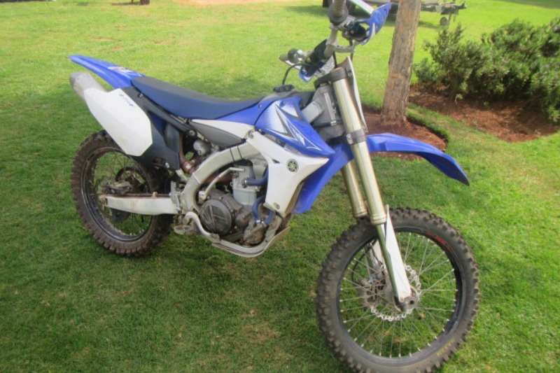 Other Yamaha YZ450F Offroad Bike Others