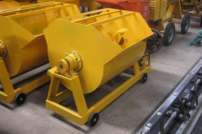 Sino Plant Mortar Mixer 500L Others