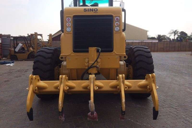 Sino Plant Motor Grader 6x4 Incl. Ripper Others