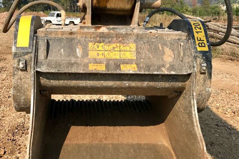 Other MB BF120.4 Crusher Bucket Plant spares