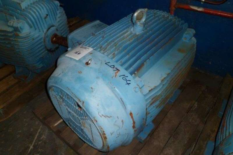 Other Weg 90 kW, 2 Pole, 525 v, Foot Mounted Electrical Plant spares
