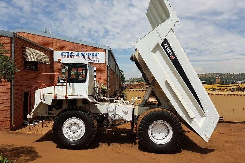 Komatsu TR45 Rigid hauler