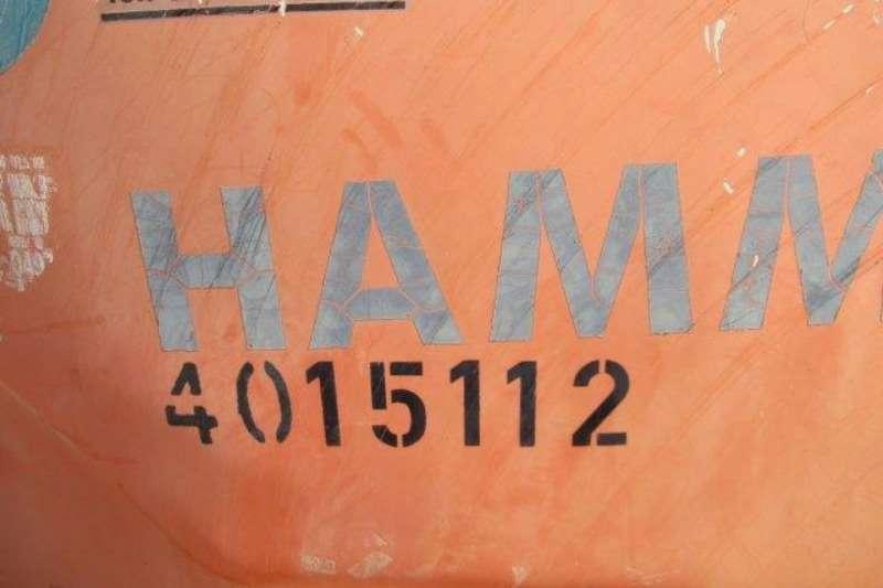 Hamm Hamm 3520HT Smooth Drum Roller Roller